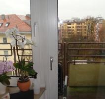 Balkonaustritt