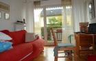 Gästezimmer/Büro mit Terrasse