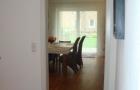 Flur zum Wohn-Küchenbereich