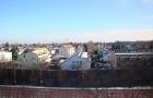 Blick vom Dach