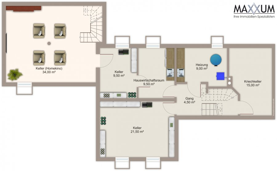 maxxum ihre immobilien spezialisten dhh im split level stil in begehrter wohnlage von. Black Bedroom Furniture Sets. Home Design Ideas