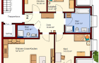 Erdgeschoß Wohnung Nr. 2