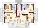 Dachgeschoß Penthouse - Wohnung Nr. 5
