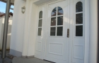 Repraesentative Eingangstuer