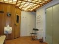 Sauna und Dusche