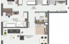 4 Zimmer OG