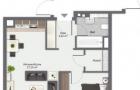 EG 2 Zimmer