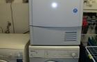 Waschmaschinen und Trocknerraum